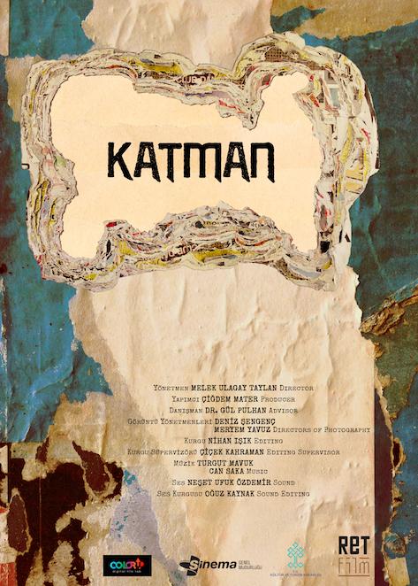 Katman, Film afişi