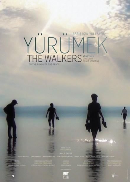 Yürümek, Film Afişi